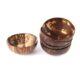 Tigela de coco artesanal